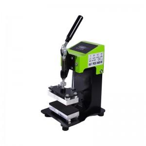 松香机上下板发热烫画机小型植物压榨萃取设备