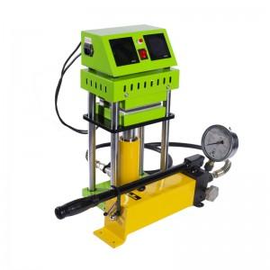 厂家直销液压松香机15吨压力植物萃取设备压榨机