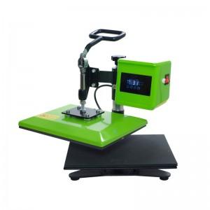 小型A4尺寸服装LOGO定制烫标机热转印烫画