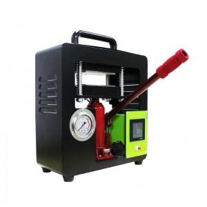 热转印松香机Rosin press液压热压机7吨可显示压力值