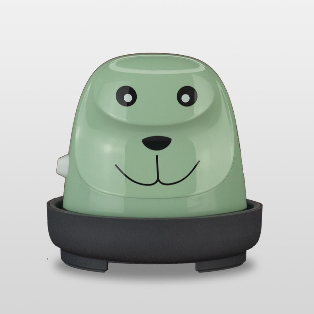 Mini Heat Press 迷你小型手持熨斗热转印烫画机6*10cm服装logo烫印 Featured Image
