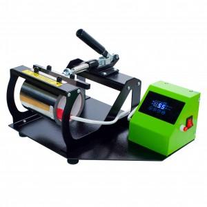 厂家直销单工位热转印杯子烫标机