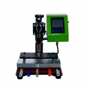 热转印十工位圆珠笔图案烫印机压标设备